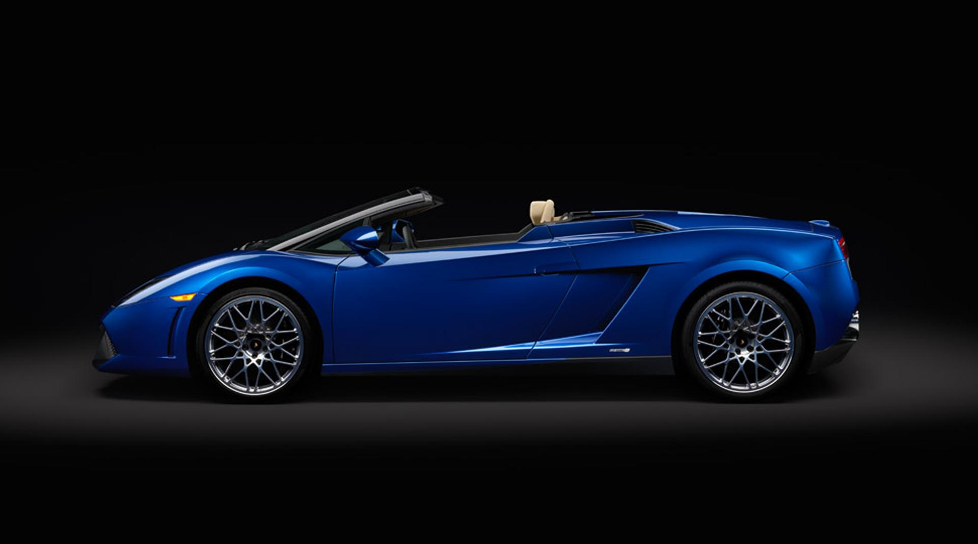 2012 lamborghini gallardo lp550 2 spyder. Black Bedroom Furniture Sets. Home Design Ideas
