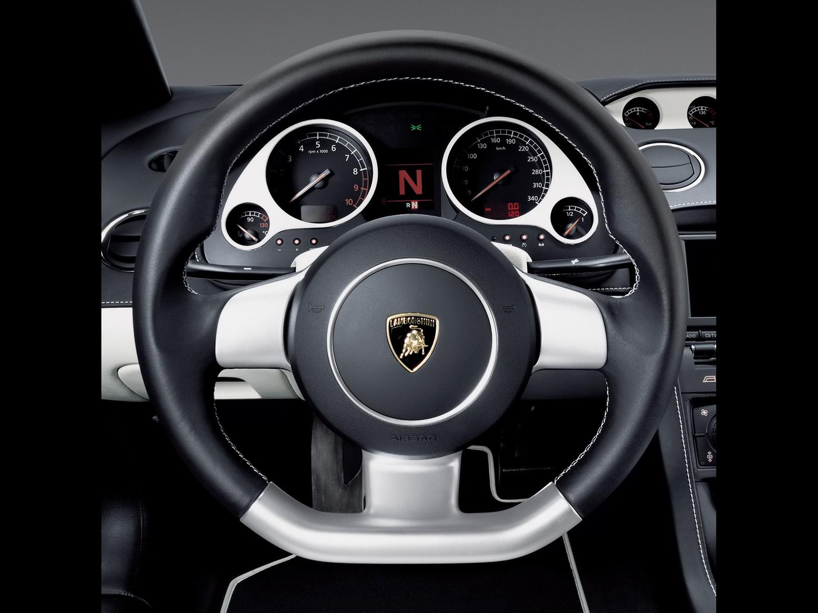 2007 Lamborghini Gallardo Nera Image