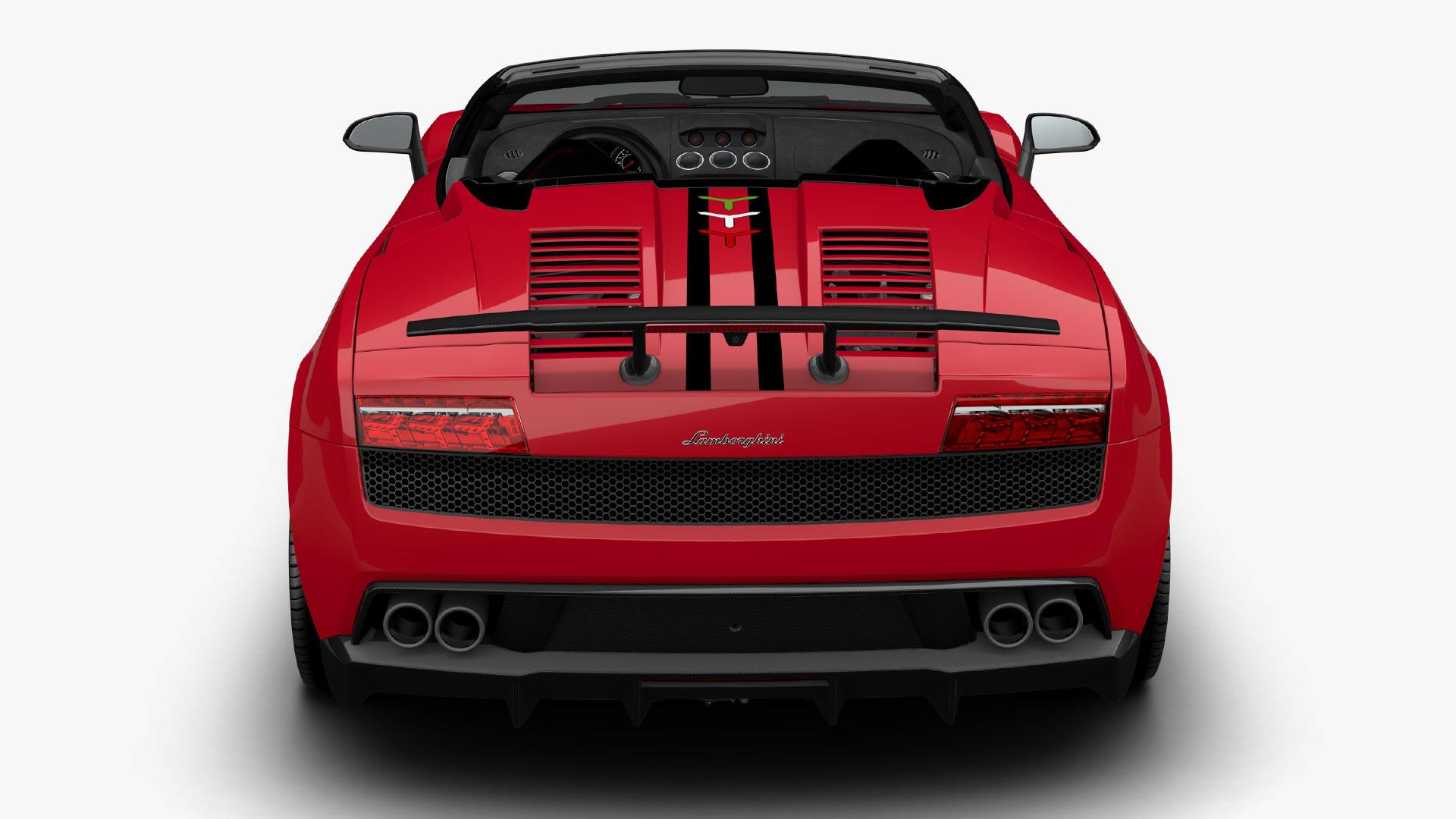 2014 lamborghini gallardo lp 570 4 performante edizione tecnica conceptcarzcom