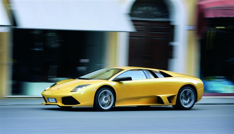 2011 Lamborghini Murciélago LP640 Image