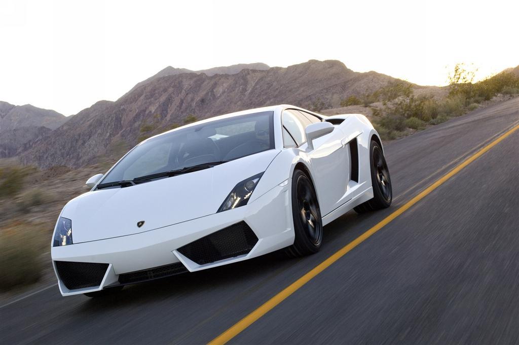 Lamborghini Gallardo Bicolore and Spyder Performante