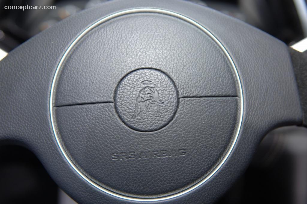 2007 Lamborghini Murciélago LP640 Roadster Image