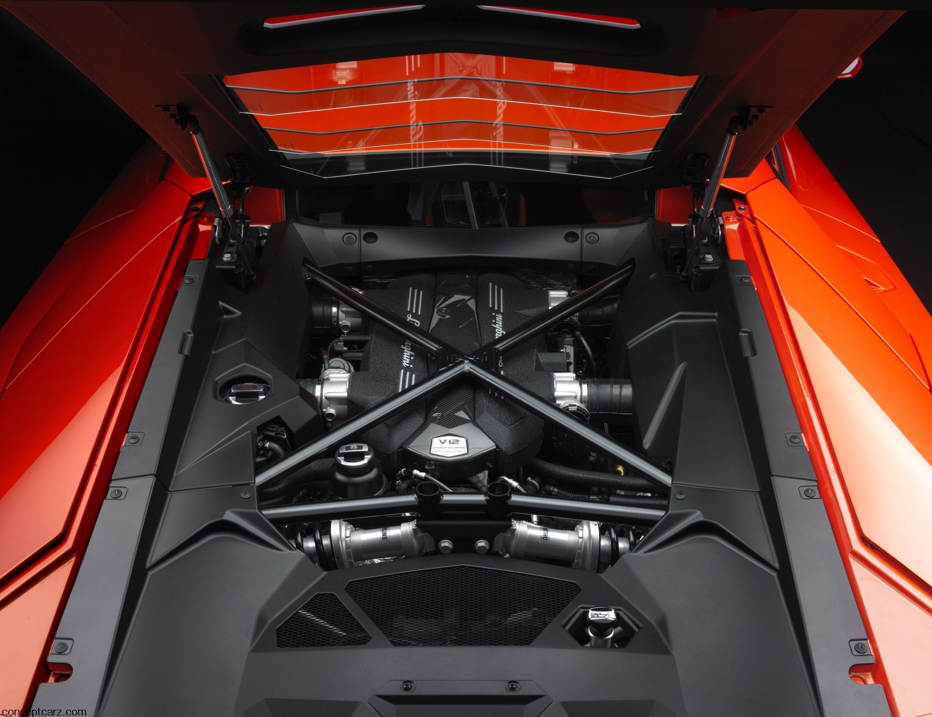 2012 Lamborghini Aventador LP 700-4 Image