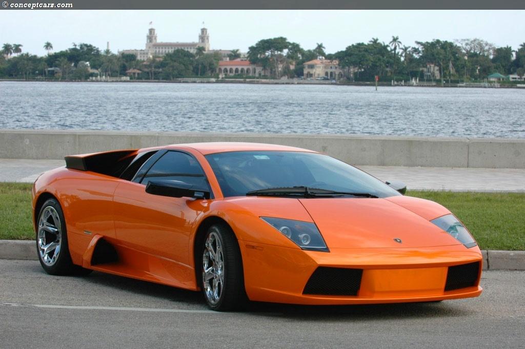 2006 Lamborghini Murci 233 Lago Conceptcarz Com