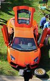 2012 Lamborghini Aventador LP 700-4 image.