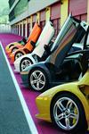 2011 Lamborghini Murciélago LP640 image.