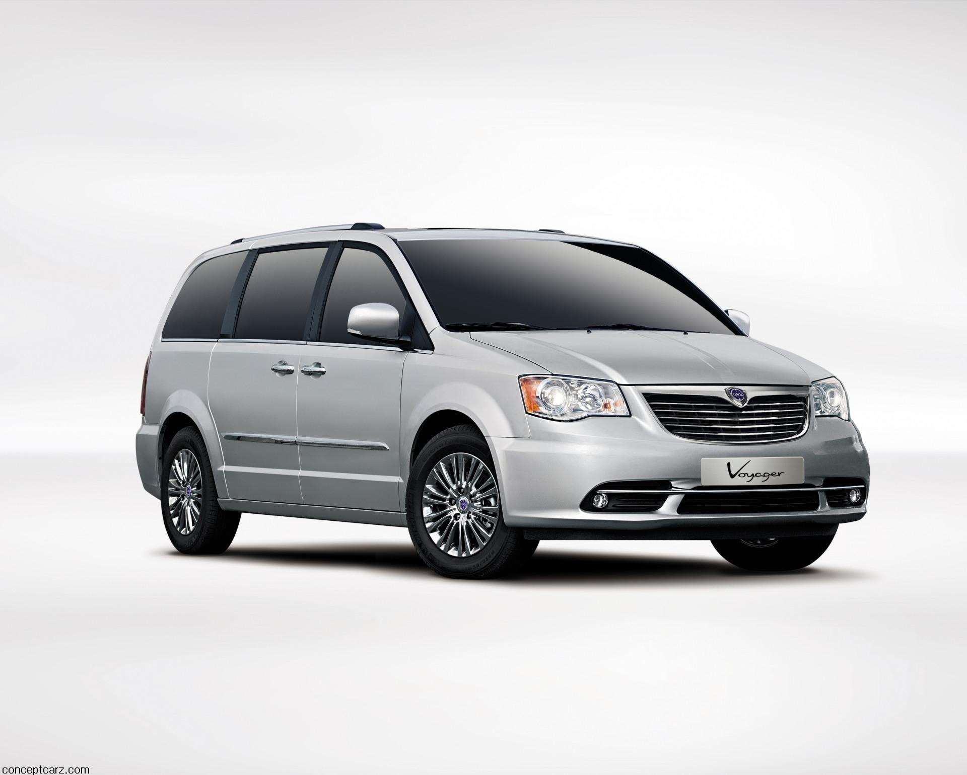 Lancia Grand Voyager pictures and wallpaper