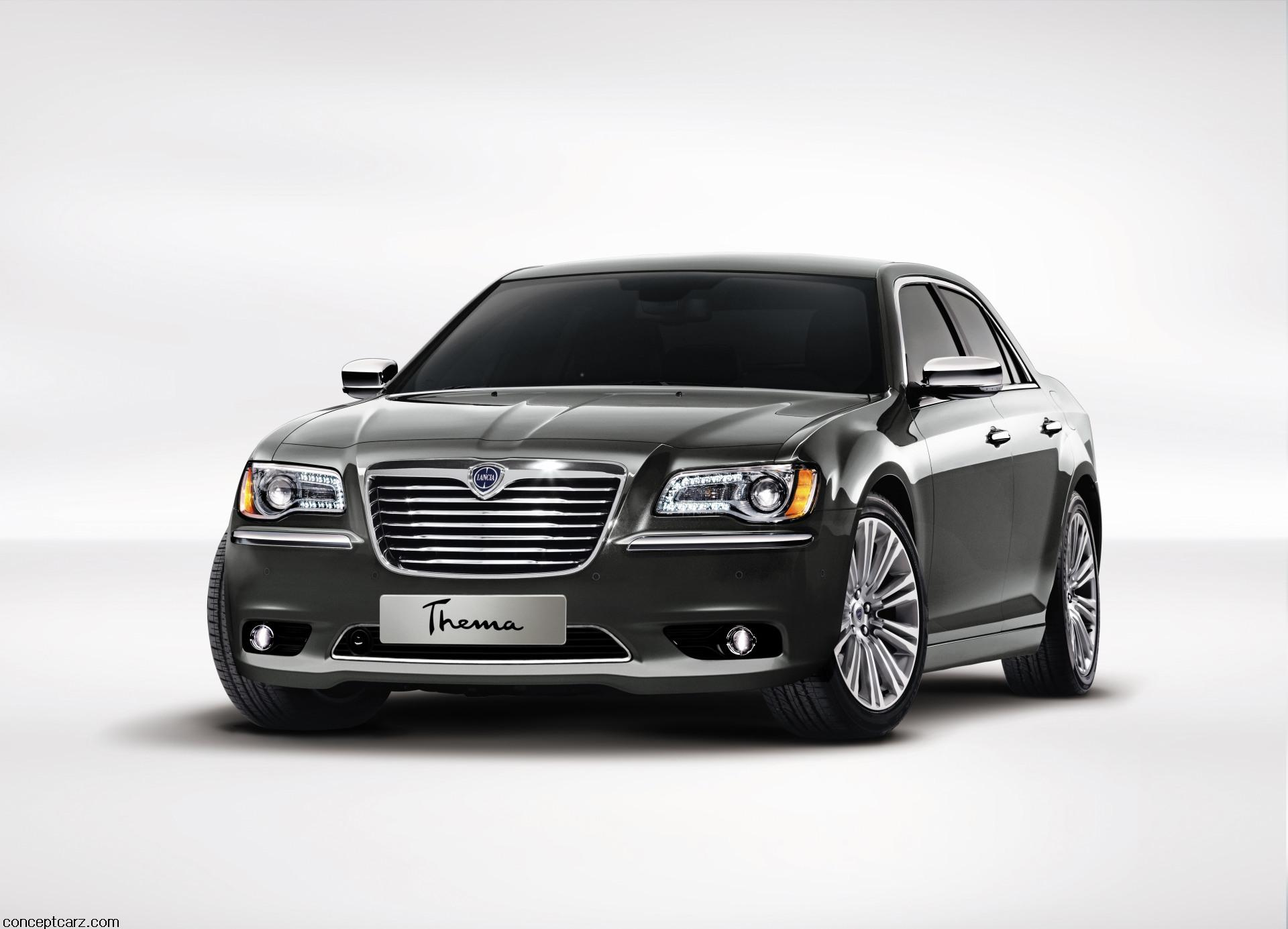 Lancia Thema pictures and wallpaper