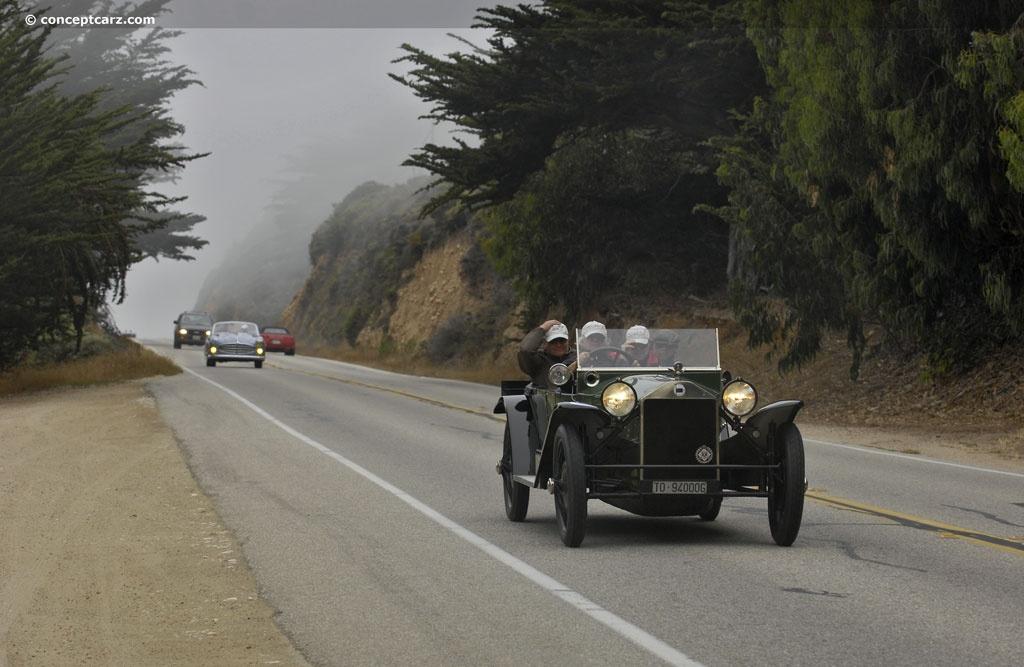 1923 Lancia Lambda Image