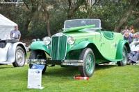 1934 Lancia Augusta image.