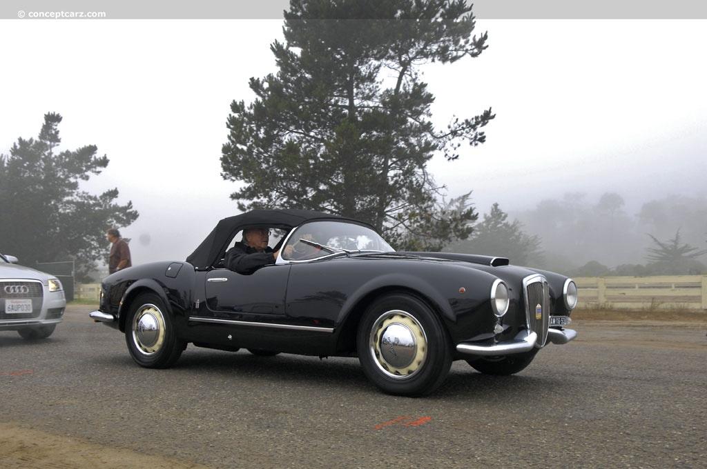 1955 lancia aurelia conceptcarzcom