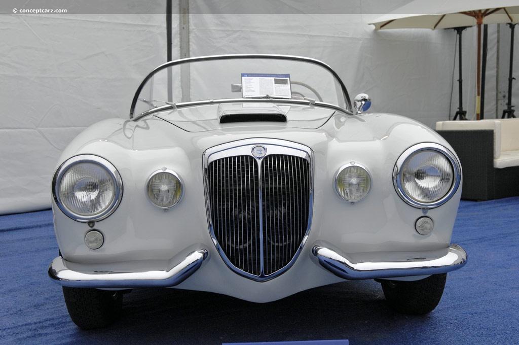 1955 Lancia Aurelia photos