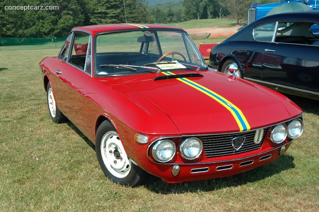 auction results and data for 1967 lancia fulvia. Black Bedroom Furniture Sets. Home Design Ideas