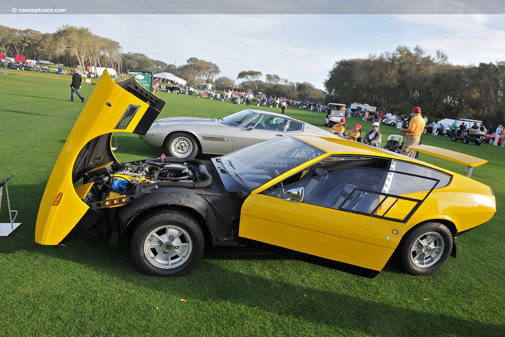 1969 Lancia Fulvia HF Competizione - Conceptcarz