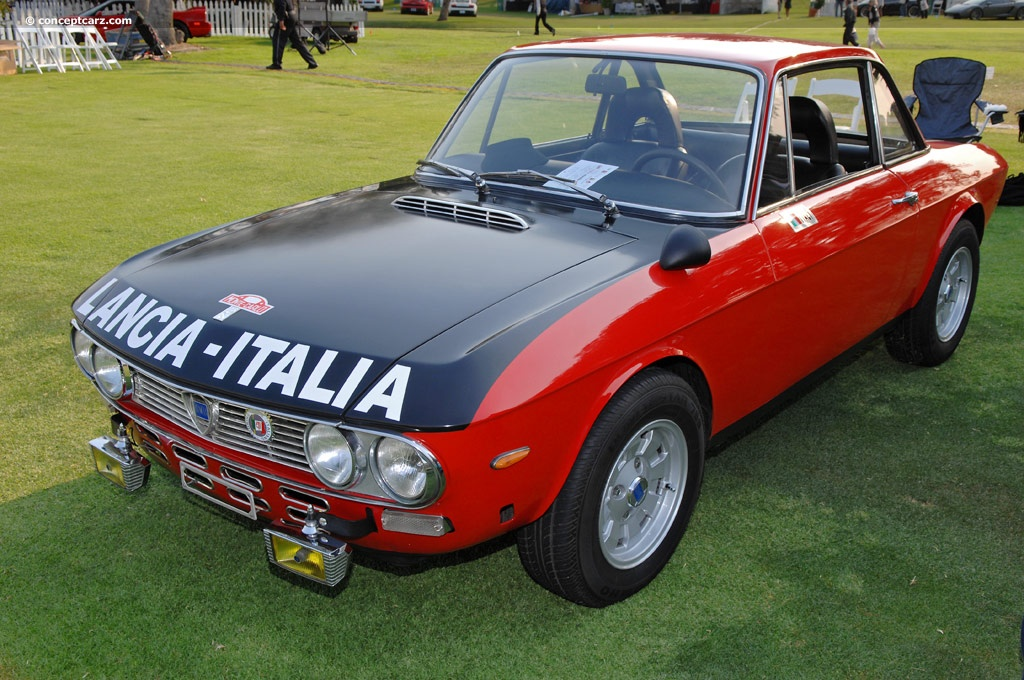 auction results and data for 1973 lancia fulvia rm auctions at monaco. Black Bedroom Furniture Sets. Home Design Ideas