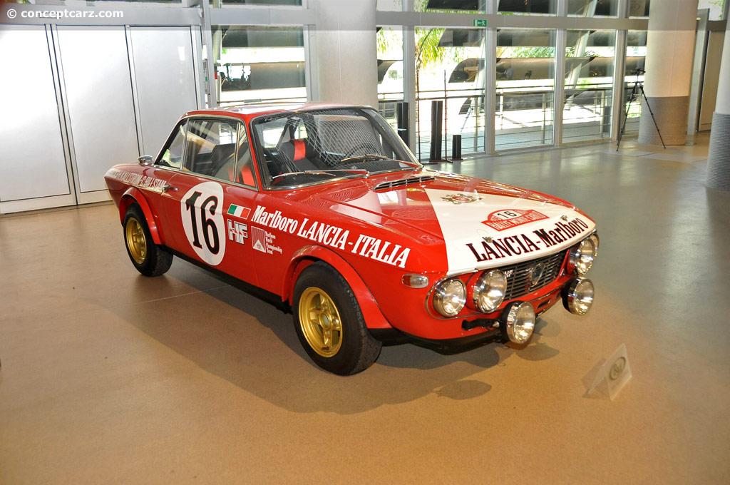 1973 Lancia Fulvia (Rally, HPE Rally, Zagato Coupe, Coupè ...