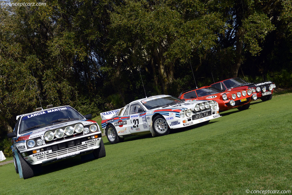 Lancia 037 pictures and wallpaper