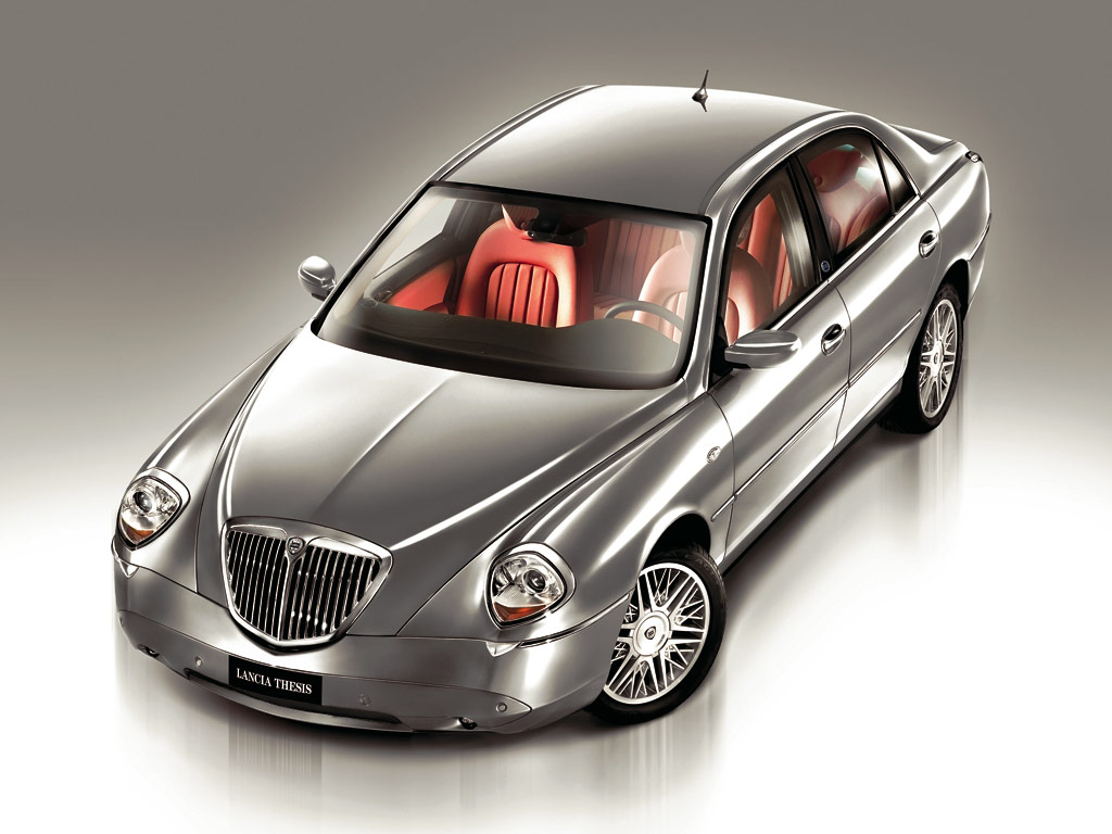 2006 Lancia Thesis 2006 pictures and wallpaper