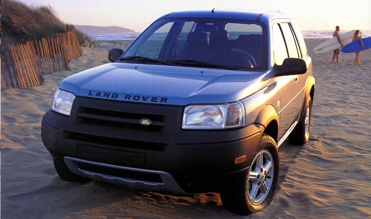 2004 Land Rover Freelander Image