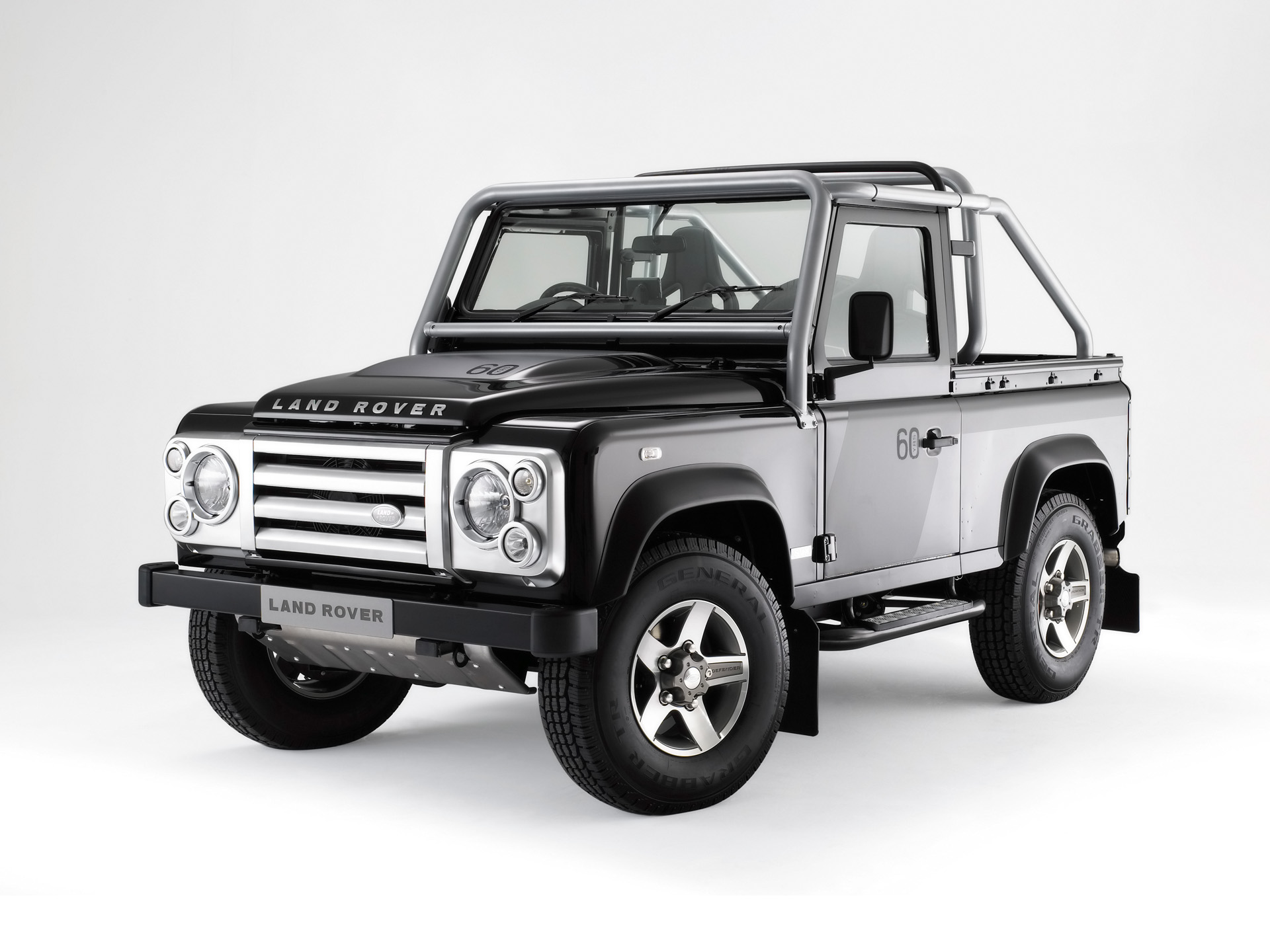 2007 Land Rover Defender 90 Svx Pictures History Value