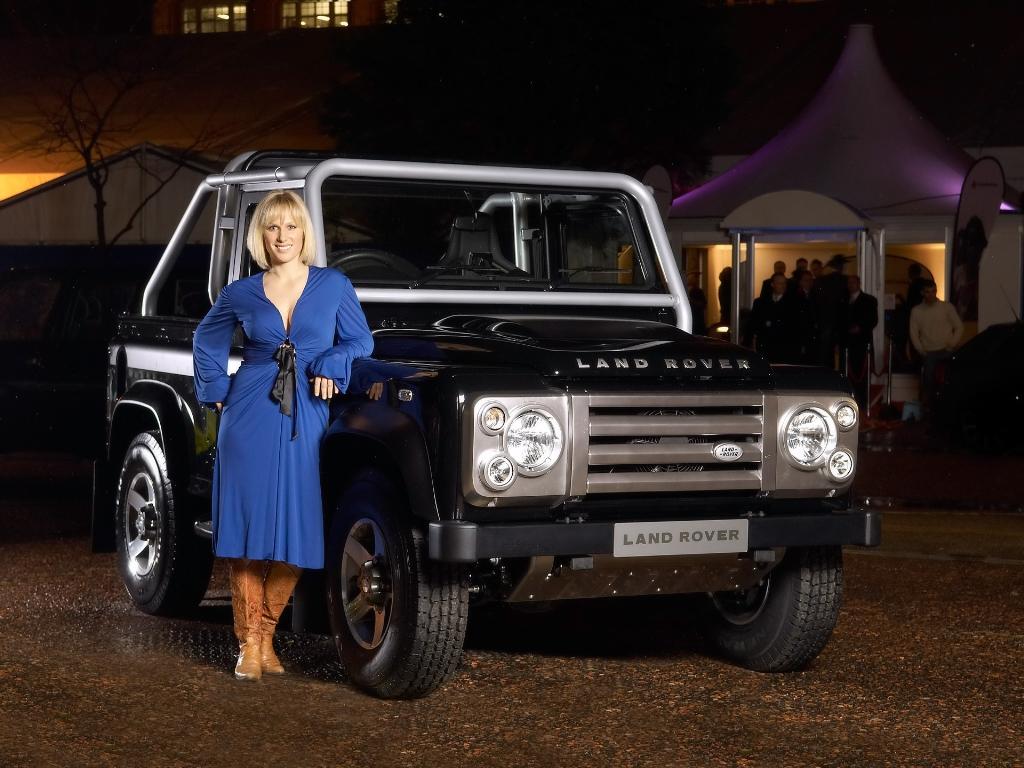 2007 Land Rover Defender 90 Svx Pictures History Value
