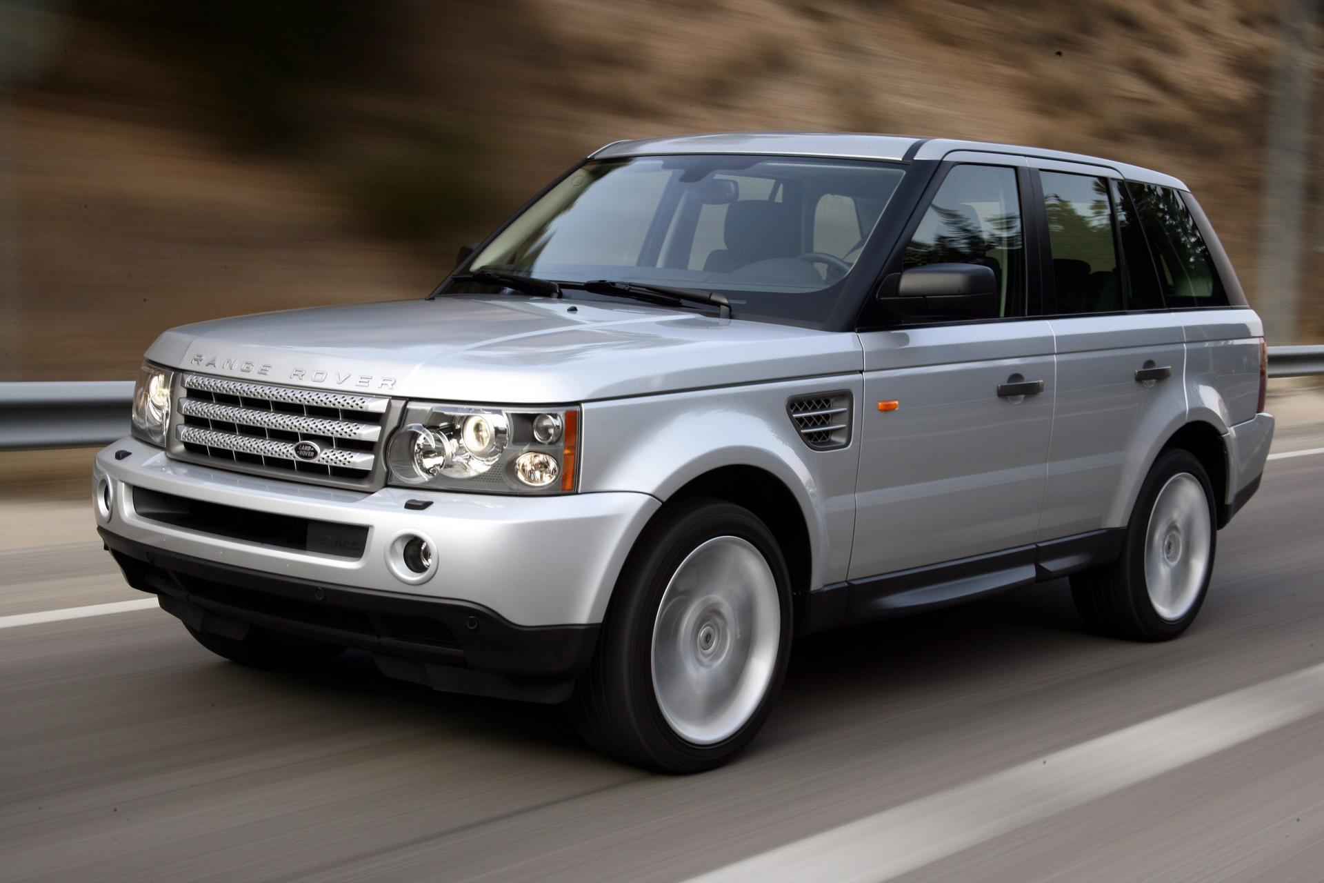 2009 land rover range rover sport. Black Bedroom Furniture Sets. Home Design Ideas