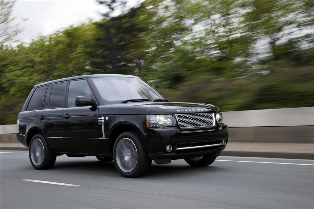 2011 Land Rover Range Rover Autobiography Black Edition