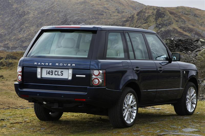 2011 Land Rover Range Rover Image