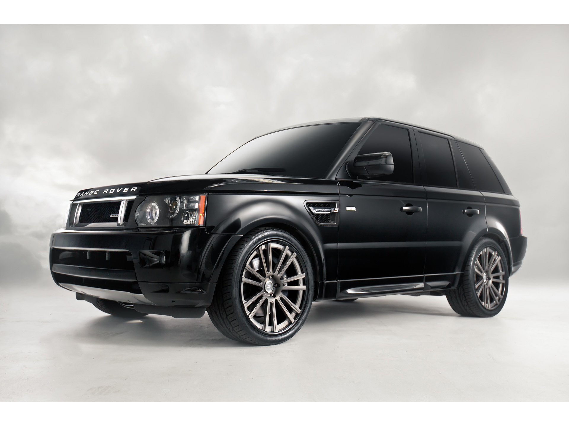 2012 stromen range rover sport rrs edition carbon. Black Bedroom Furniture Sets. Home Design Ideas