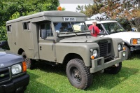 1977 Land Rover Series III image.