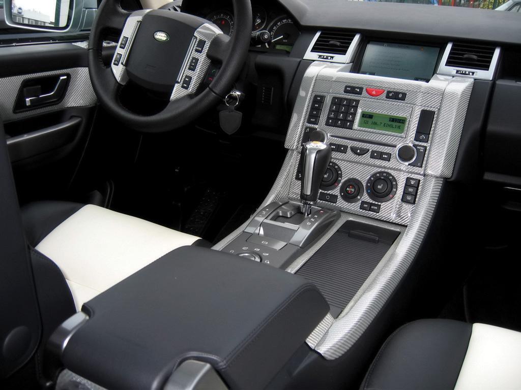 2007 Arden Range Rover Sport Ar6 Image