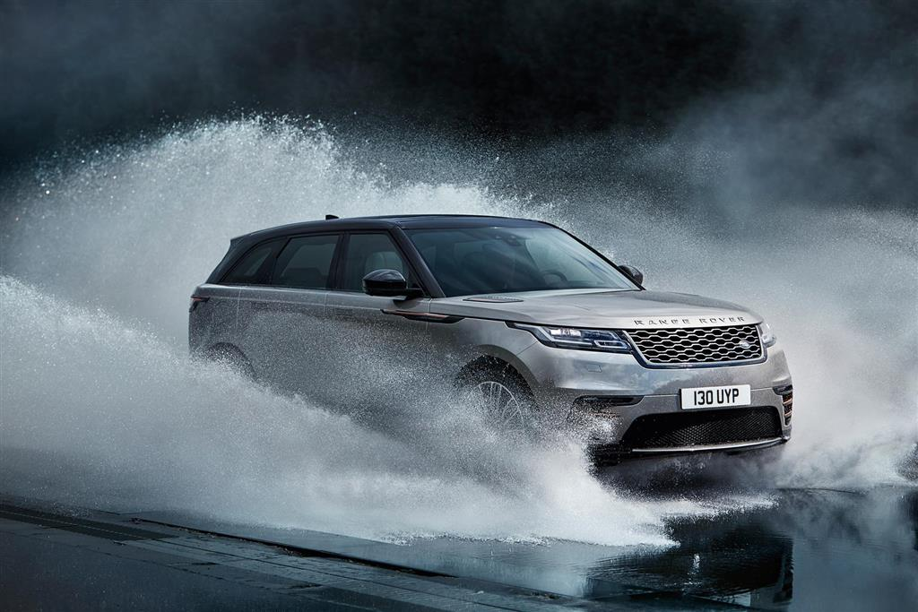 Land Rover Range Rover Velar pictures and wallpaper