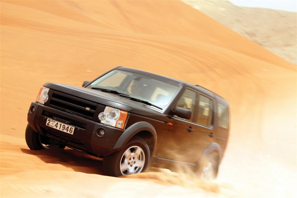 Land Rover Lr3 Off Road Wheels >> 2009 Land Rover LR3 - conceptcarz.com