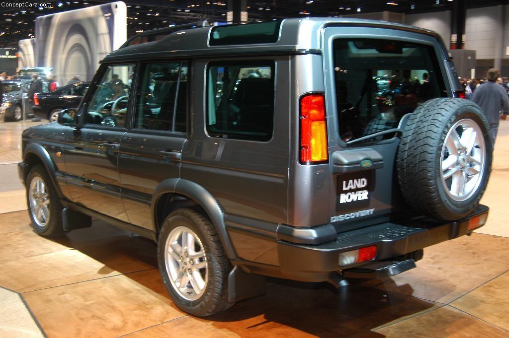 2003 Land Rover Discovery Conceptcarz