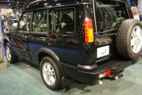 2004 Land Rover Discovery image.