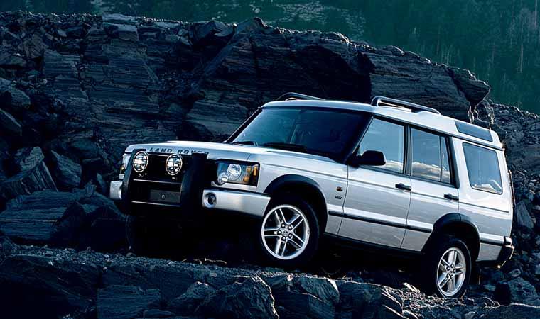 2004 Land Rover Discovery Conceptcarz Com