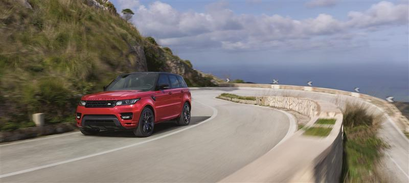 2015 Land Rover Range Rover Sport HST Limited Edition pictures and wallpaper