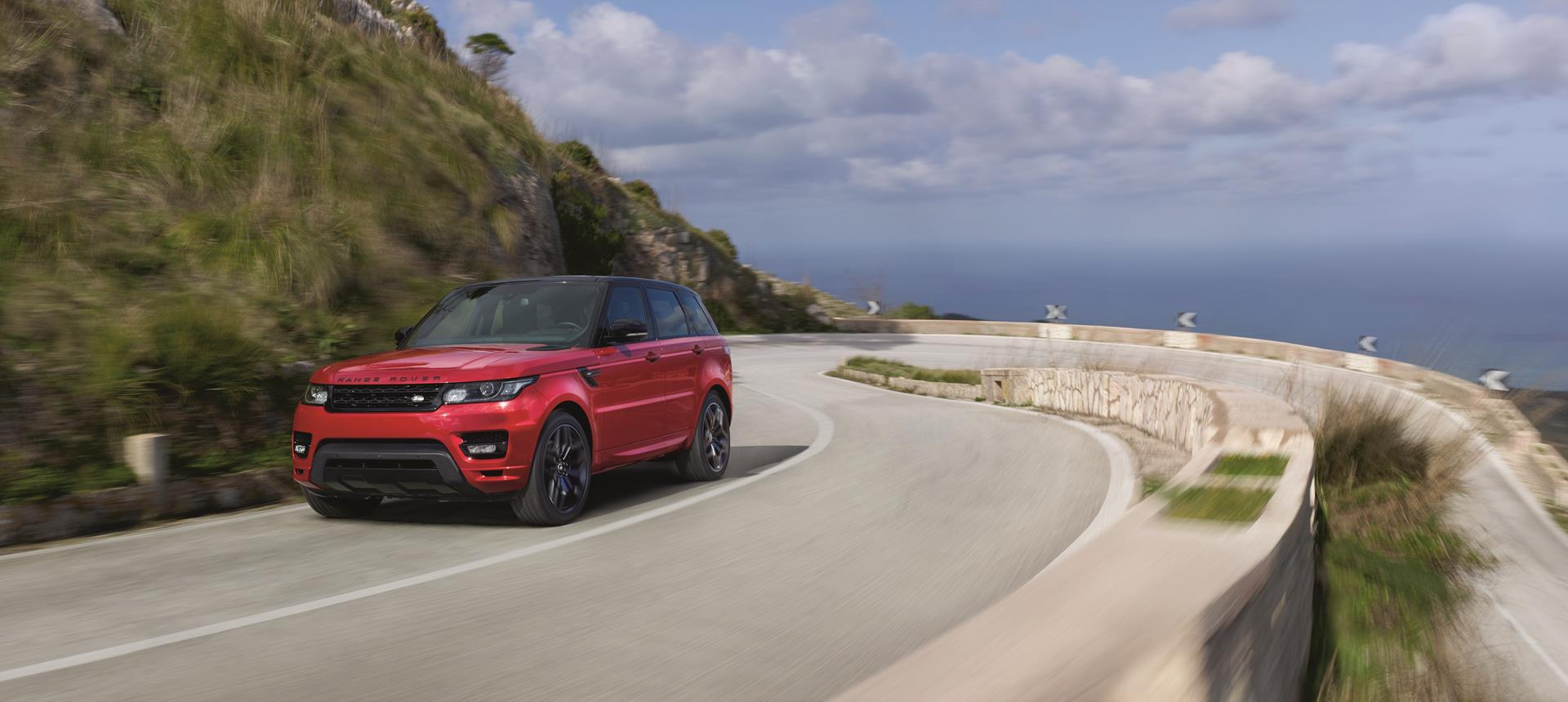 Land Rover Range Rover Sport HST Limited Edition pictures and wallpaper