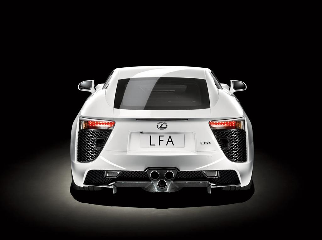 2010 lexus lfa conceptcarz com the
