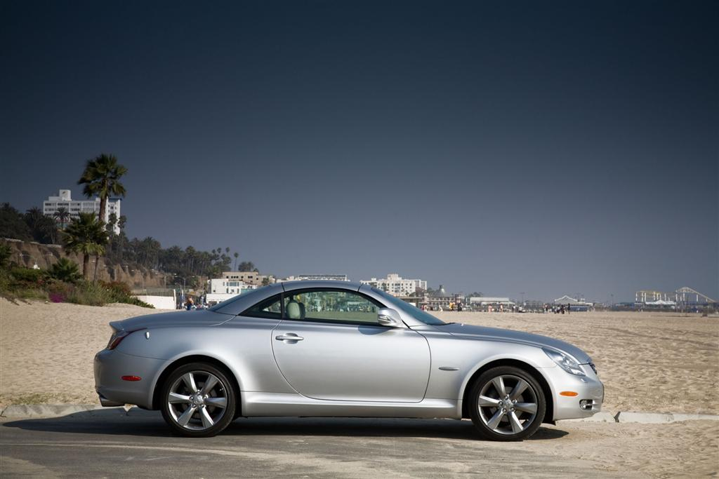 Z Rated Tires >> 2010 Lexus SC 430 - conceptcarz.com