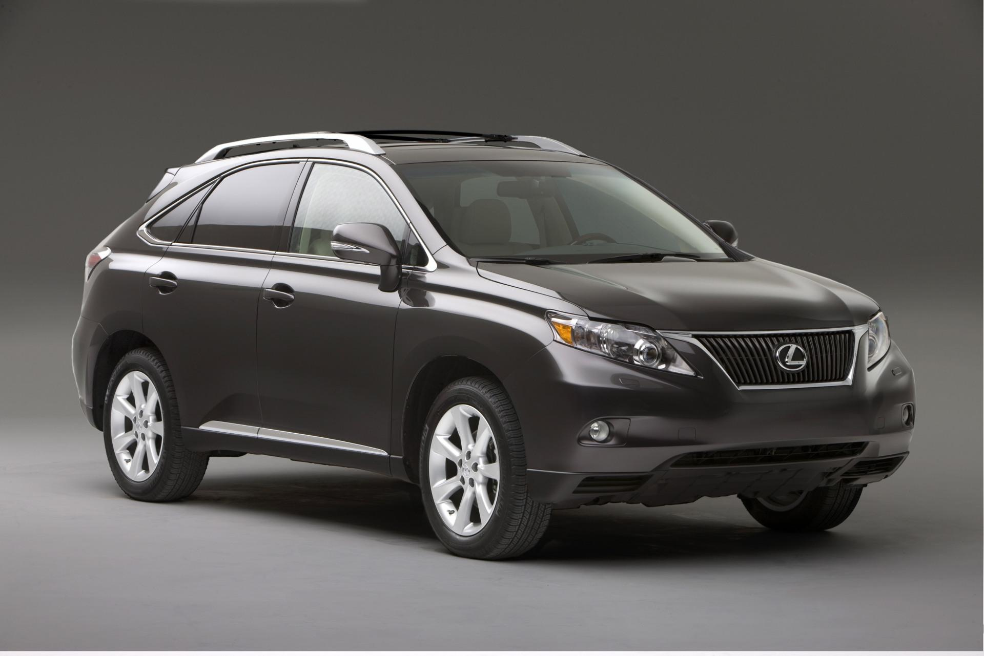 2010 lexus rx 350 technical specifications and data. Black Bedroom Furniture Sets. Home Design Ideas