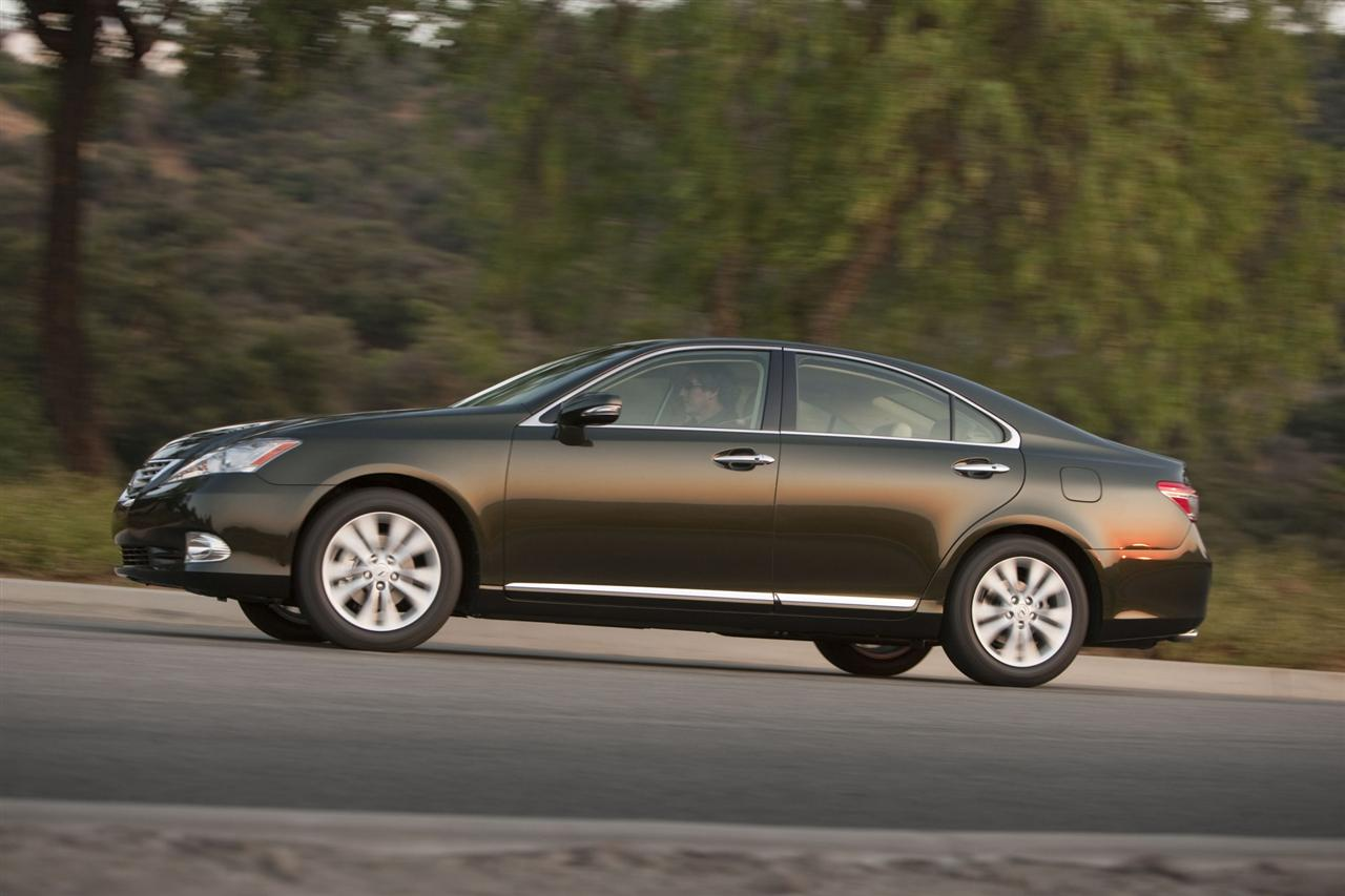 2012 Lexus ES350 Reviews and Rating | Motor Trend