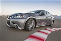 2013 Lexus GS 350 F SPORT Package image.