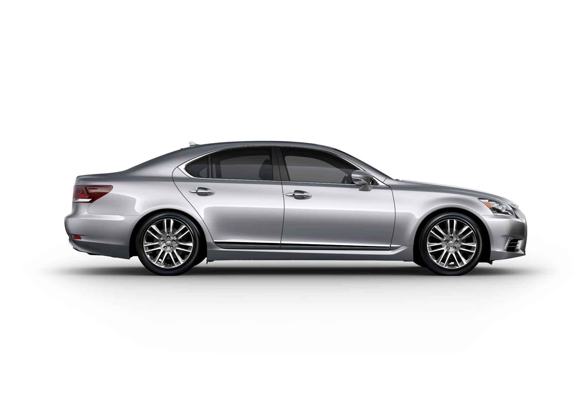 Lexus Ls Conceptcarz Com