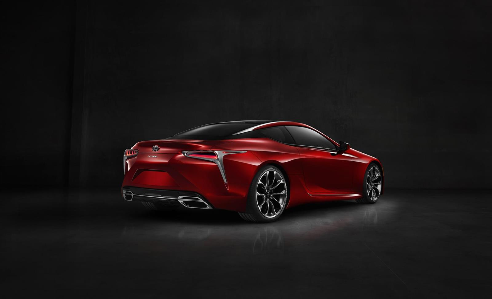 2017 lexus lc 500 lexus new flagship coupe. Black Bedroom Furniture Sets. Home Design Ideas