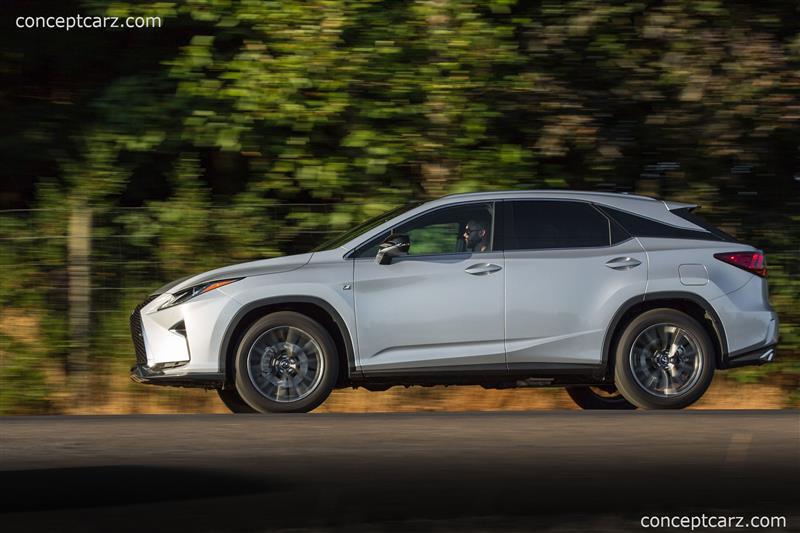2017 Lexus RX Image