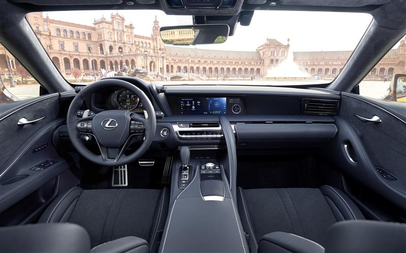 2018 Lexus LC 500 Image