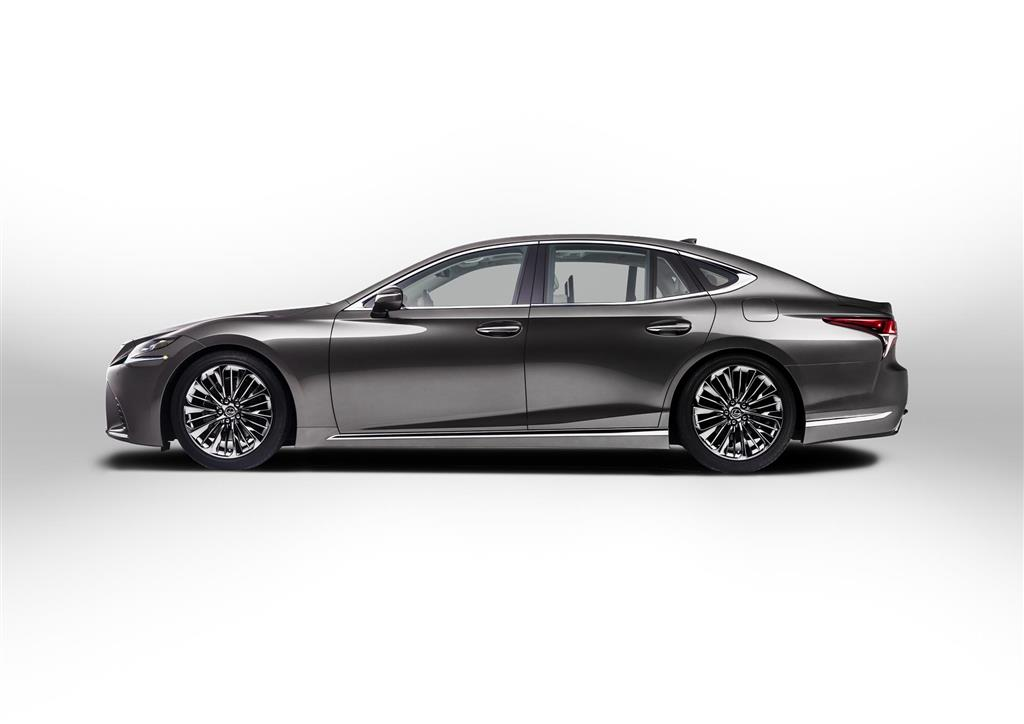 Lexus LS 500 pictures and wallpaper