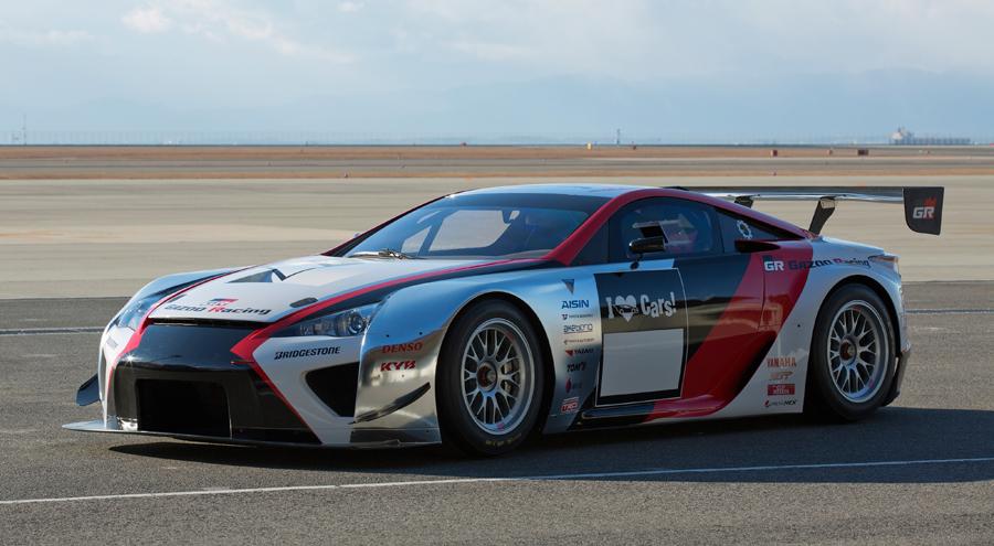 cars 54 lexus racing - photo #11