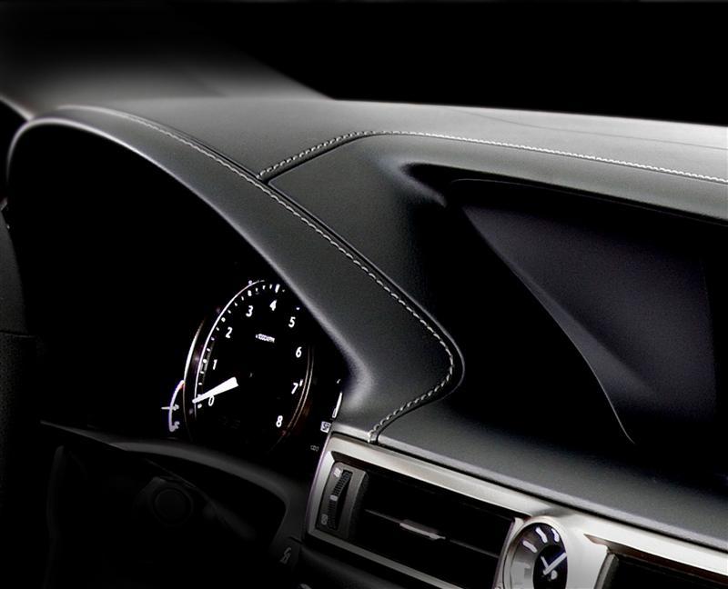 2011 Lexus LF-Gh Hybrid Concept